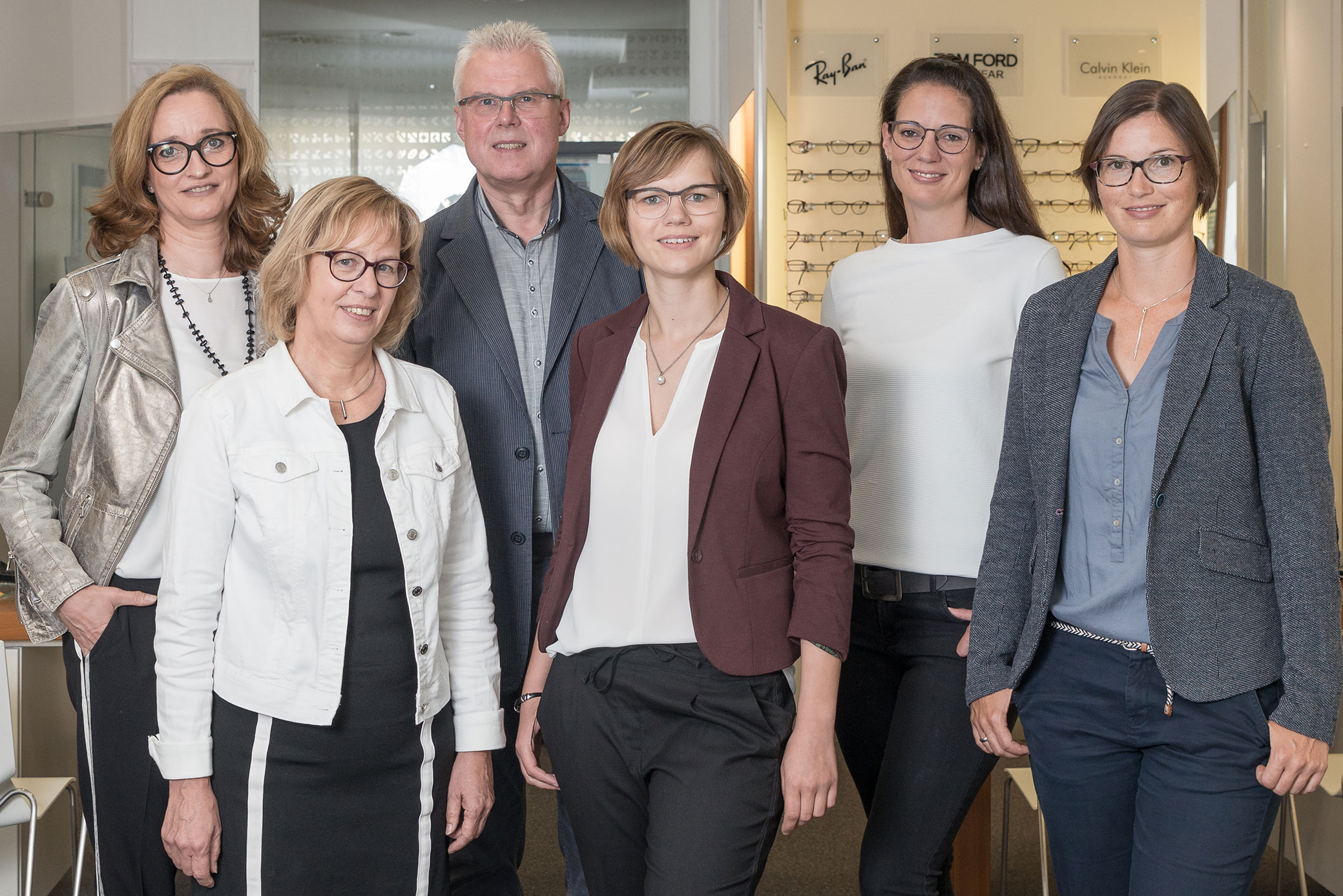 Team Kellner OptiVision in Werl